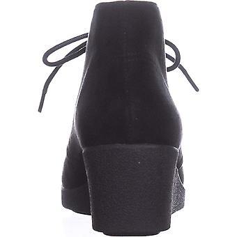 شركة & نمط المرأة جيرارد مغلقة إصبع القدم الكاحل أحذية أزياء