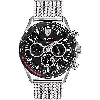Scuderia Ferrari SF830826 PILOTA EVO Heren Horloge