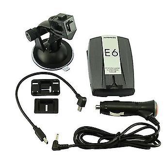 Autopass Radarlaser b Detektor 360 Grad Erkennung englisch russische Stimme dt698