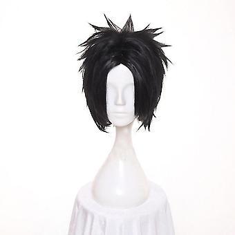 Anime Paruky Noctis Uchiha Sasuke Syntetické vlasové paruky