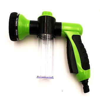 High-Pressure Water Spray Gun Washing Machine Car Washing Machine Garden Watering Hose Nozzle Sprinkler Foam Cleaning Water Gun