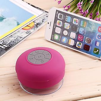 Portable Bluetooth Speaker Car Handsfree Receive Call Mini Loudspeaker Box