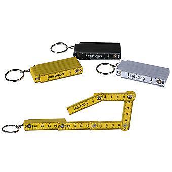 50cm Long Folding Measure Keychain - Cracker Filler Gift