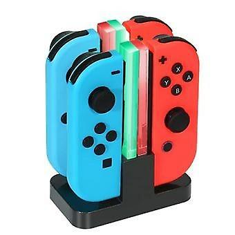 4-in-1 Nintendo Switch Charger Joy-con Dock