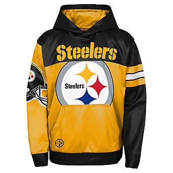 Kids NFL Sublimated Hoody - GOAL Pittsburgh Steelers