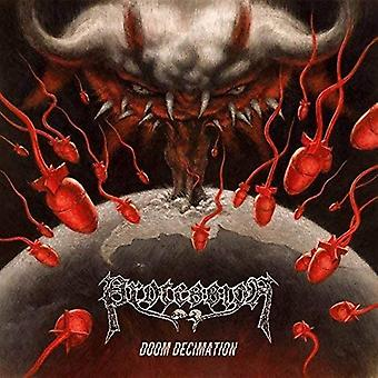 Procession - Doom Decimation Vinyl