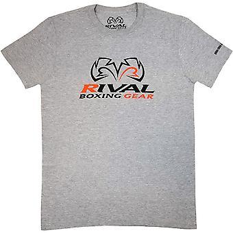 Rival Boxning Corpo T-Shirt - Grå