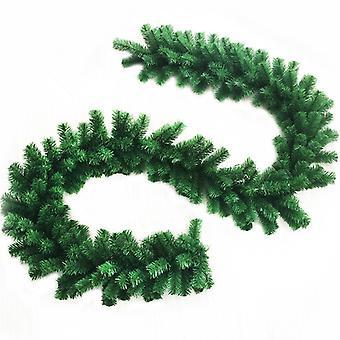 270cm Weihnachtsschmuck Fichte Künstliche Grün Girlande
