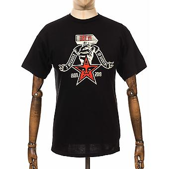 Obey Clothing 3 Decades Of Dissent Tee - Black