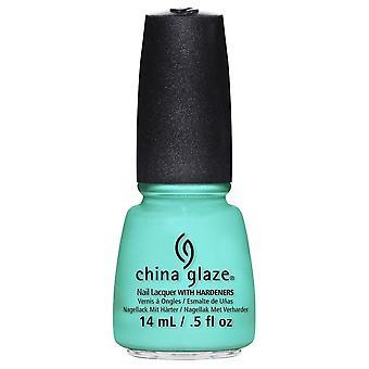 China Glaze Long Wear Nail Polish - To Yacht To Handle