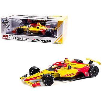 Indy Car Ryan Hunter Reay #28 Andretti 1:18 Feu vert 11109