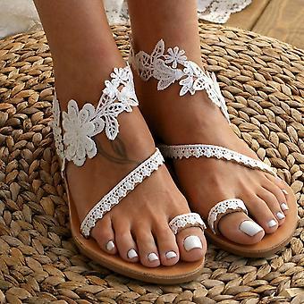 Beach Thong Sandals For Women-a39
