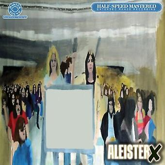 Aleister X - Half Speed Mastered [Vinyl] USA import