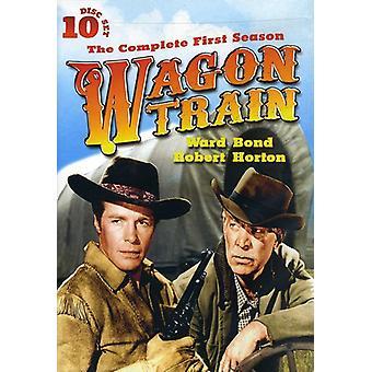 Wagon Train - Wagon Train: Season 1 [DVD] USA import