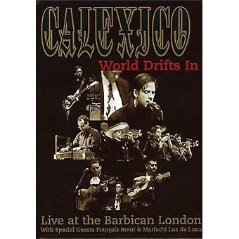 Calexico - World Drifts in (Live at the Barbican London) [DVD] USA import