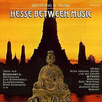 Various Artist - Hesse Between Music [CD] USA import