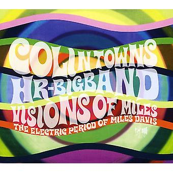 Towns, Colin/Hr Bigband - Visions of Miles: The Electr [CD] USA import