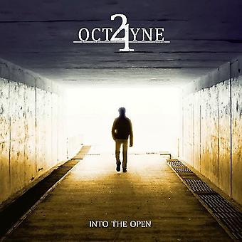 21Octayne - osaksi Open Source [CD] USA tuonti