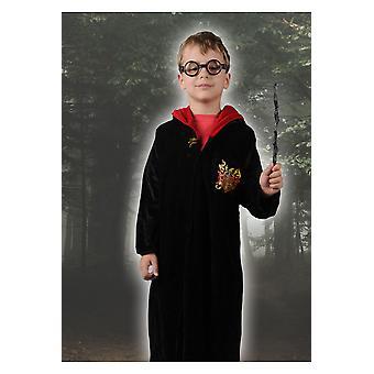 Infantiles disfraces capa chicos mago mago
