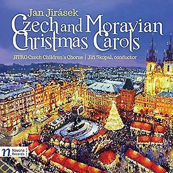 Jirasek / Jitro Czech Children's Chorus / Skopal - Czech & Moravian Christmas Carols [CD] USA import
