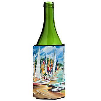 Eastern Shore Sailboats Wine Bottle Beverage Insulator Hugger