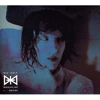 Wax Idols - Discipline & Desire [CD] USA import