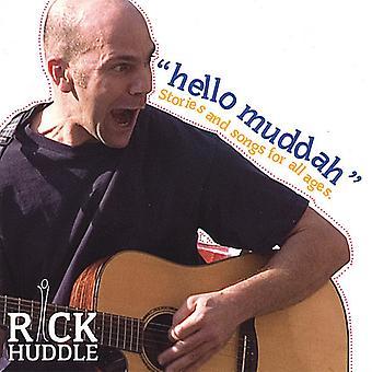 Rick värjötellä - Hei Mudda [CD] USA tuonti