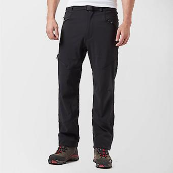 New Technicals Men's Roam Softshell Trousers Black