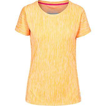 Trespass Odzież/Panie Daffney Krótki rękaw Fitness Wicking koszulki