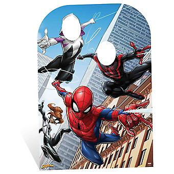 Spider-Man Child Size Stand-In Cardboard Cutout / Standee / Standup