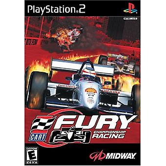 CART Fury Championship Racing (PS2)-fabriek verzegeld