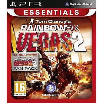 Rainbow Six Vegas 2 Complete Edition PlayStation 3 Essentials (PS3) – nowość