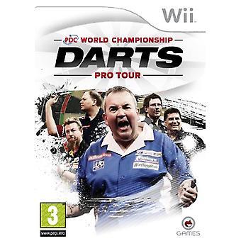 PDC World Championship Darts ProTour (Wii) - Comme nouveau