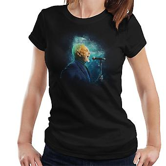 Tom Jones At Paul Jones Charity Concert 2018 Women's T-Shirt