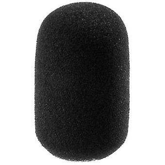 Monacor WS-100/SW Microphone windshield Diameter:18 mm