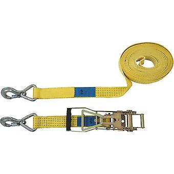 Petex 43193119 Double strap Low lashing capacity (single/direct)=2500 daN (L x W) 10 m x 50 mm