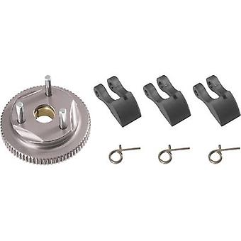 Force Engine 3-finger tuning clutch Suitable for shaft: OS, SG