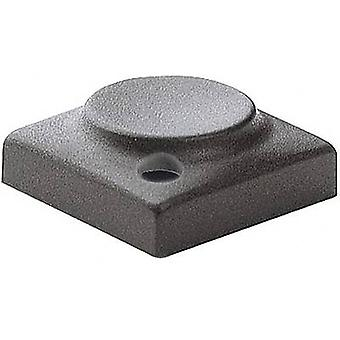 Marquardt 829.000.021 Sensor Cap Key cap LED Dark grey Compatible with (details) Series 6425 with LED