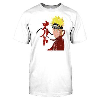Kakashi Hatake av Naruto - japanske barn T skjorte