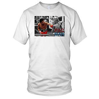Pac Man Manny Pacquiao boksing legende damer T skjorte