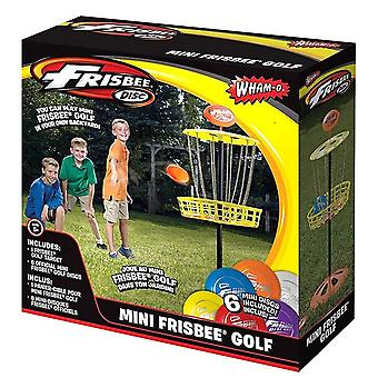 Frisbee Mini Golf Toy