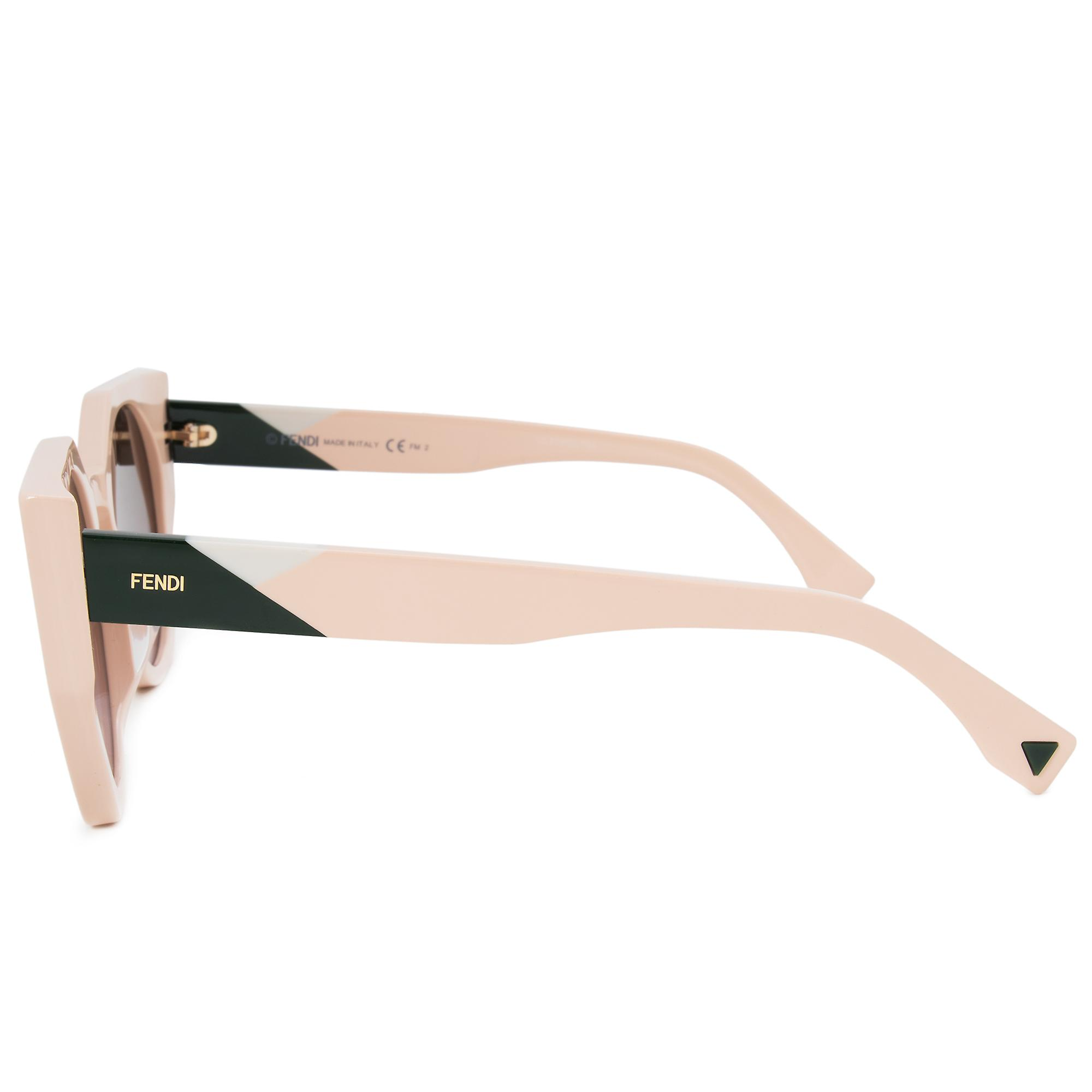 Fendi Cat Eye Sunglasses FF0151S 35J QR 51