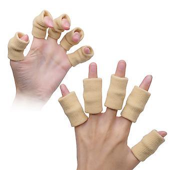TRIXES Pack of 10 Finger Protectors