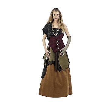 Combattant Winkingerin Valeska Barbarin costume Lady d'Amazon