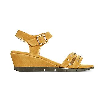 Callisto Womens plush Open Toe Casual Ankle Strap Sandals