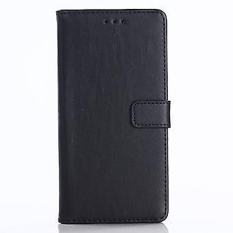 Huawei Honor 10 retrò portafoglio Pouch-Black