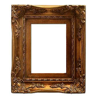 13x18 cm or 5x7 inch, gold Frame