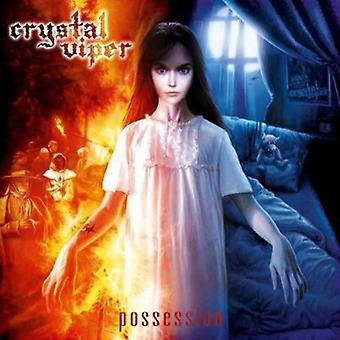 Crystal Viper - hallussaan [CD] USA tuonti