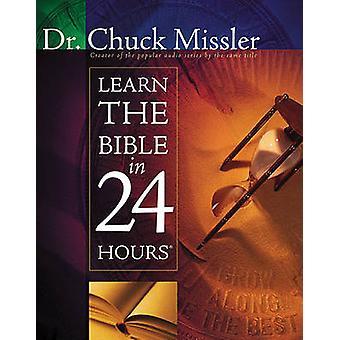 Aprender la Biblia en 24 horas por Chuck Missler - libro 9781418549183