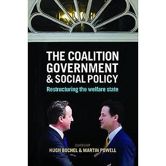 Regjeringen og sosialpolitikk - restrukturering velferd